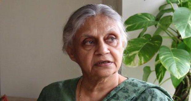 Sheila Dixit