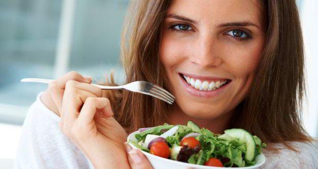 Woman-food-nutrition