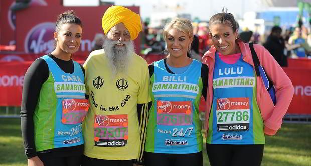 Fauja Singh to take it easy post London Marathon; only run half-marathons!