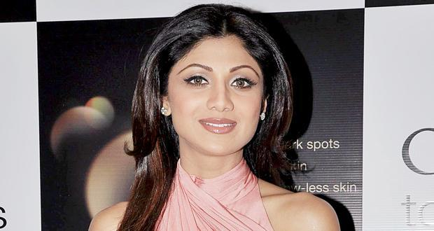What is Shilpa Shetty's secret to a stress-free life?
