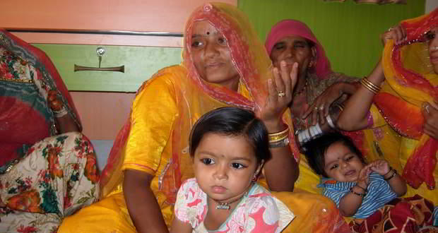 Safe motherhood methods the norm in Rajasthan now