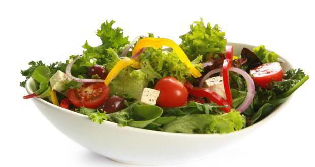 salad green