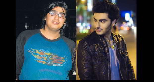 arjun-kapoor-before and after