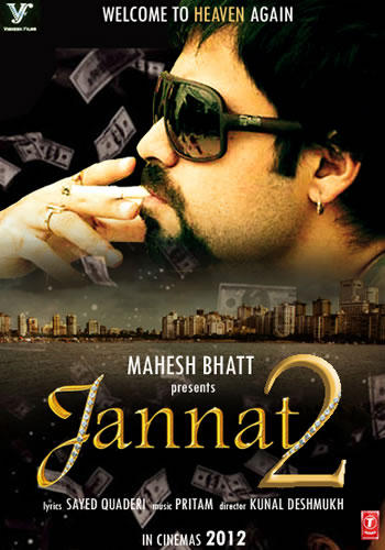 NGO hits out at Jannat 2 poster which shows Emraan Hashmi smoking