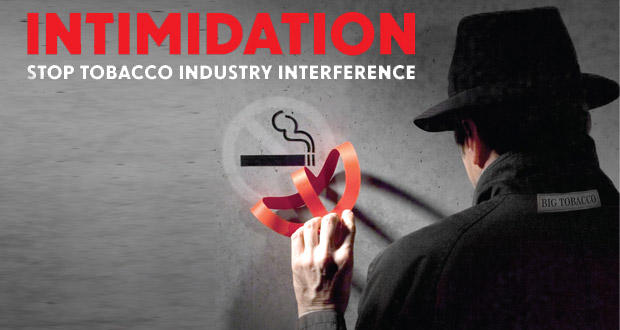 World No Tobacco Day 2012: WHO urges governments to watch out for tobacco industry interference