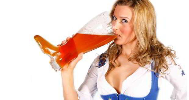 Gay or straight, male or female - beer drinkers get laid earlier!