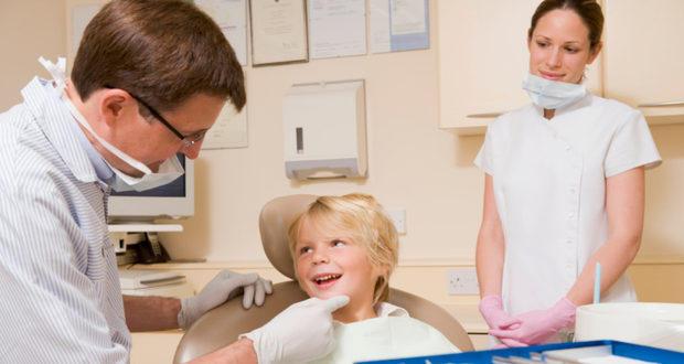dentist kid