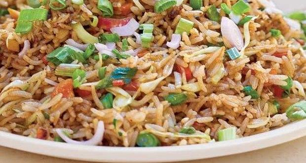 Healthy recipe for diabetics: Chinese fried rice