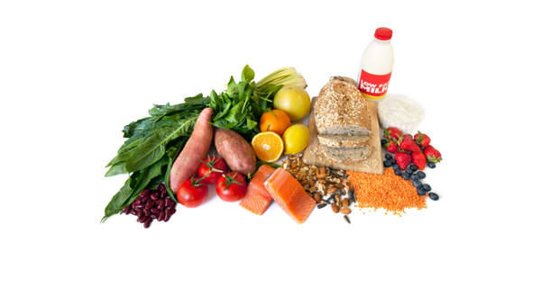 The basics of a healthy diabetic diet