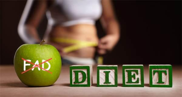 Why fad diets are not a healthy weight loss option ...