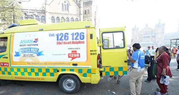 Mumbai Marathon: Docs save 52-year-old with cardiac arrest