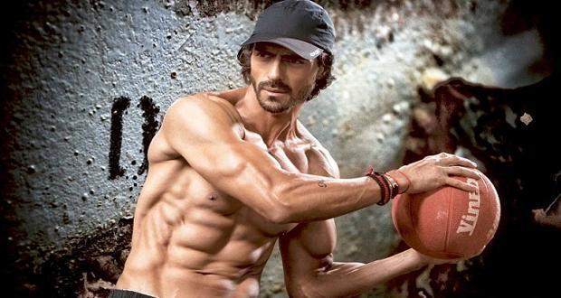 How Arjun Rampal keeps fit!