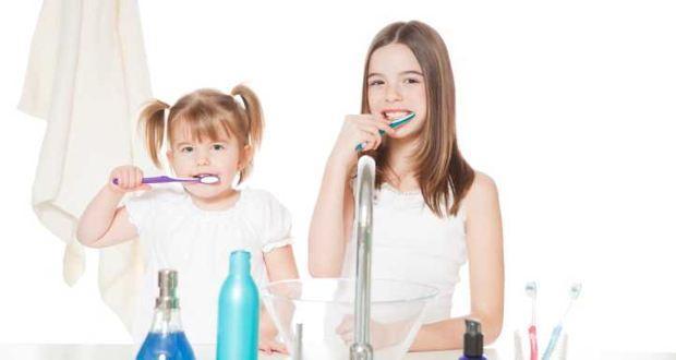 preventing dental decay in children