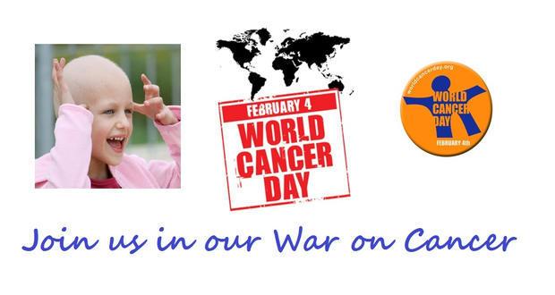 World Cancer Day 2013: War on Cancer