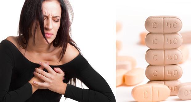 Calcium woman heart disease