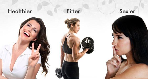 Women's Health Month: Fitter, Sexier, Healthier