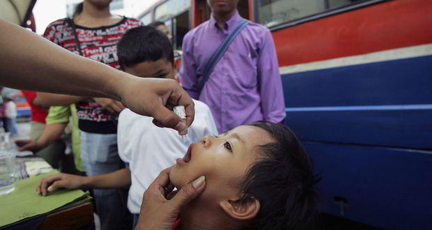 Polio vaccine campaign gets Taliban support!