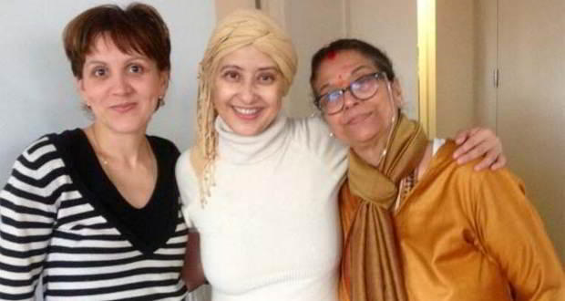 Manisha Koirala on the road to recovery from ovarian cancer