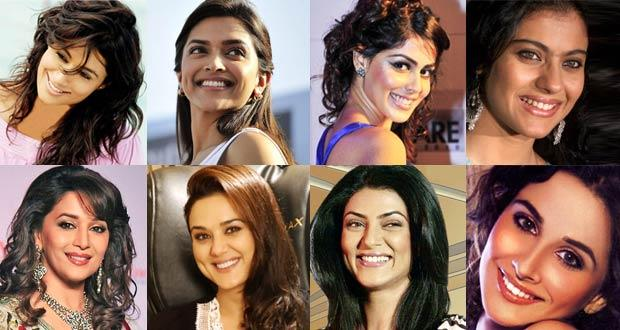 Which Bollywood actress has the best smile?
