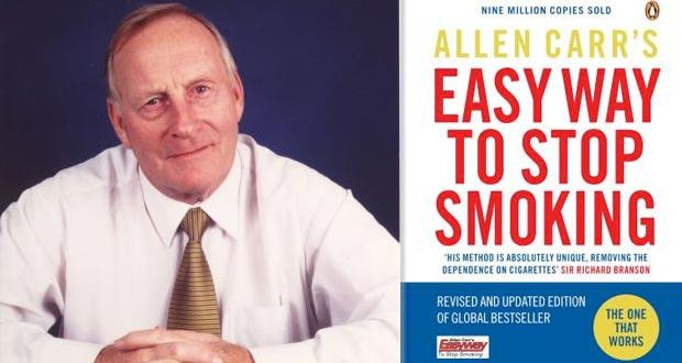 World No Tobacco Day 2013: Allen Carr's 'The easy way to quit smoking' (book excerpt)