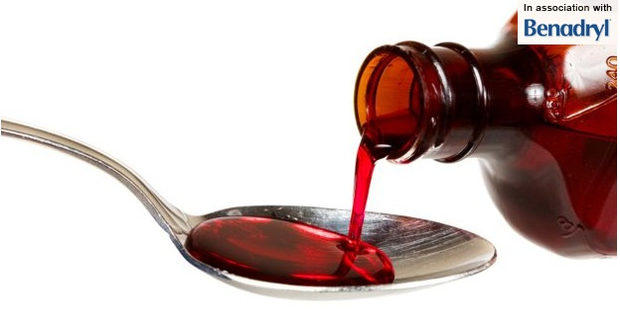 What's in a cough syrup?