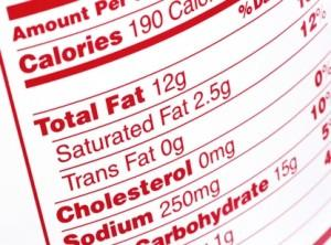 Foods labelled 'cholesterol-free' could kill you!