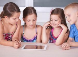 Are mobile phones and tablets ruining your child's development?