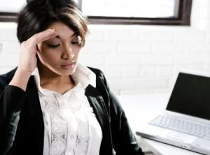 Suffering from a splitting headache? Blame stress
