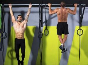 Pull-up: Strengthen your back with this old school bodyweight exercise!