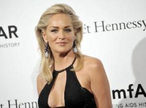 Meet Sharon Stone - the HIV/AIDS activist!