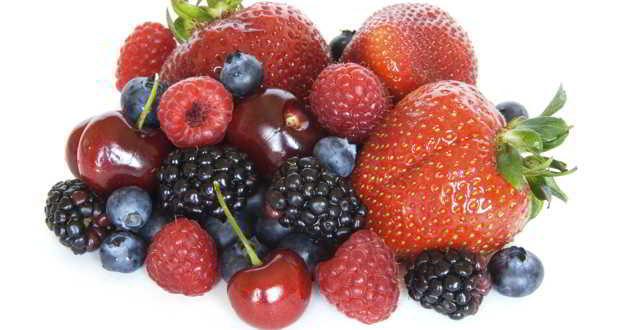 Strawberries for beautiful, glowing skin!