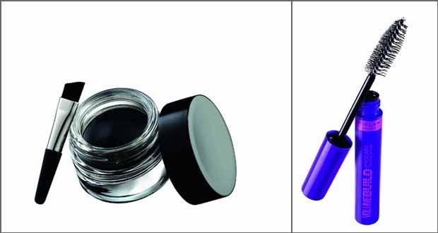 Product launch: Oriflame mascara and eyeliner