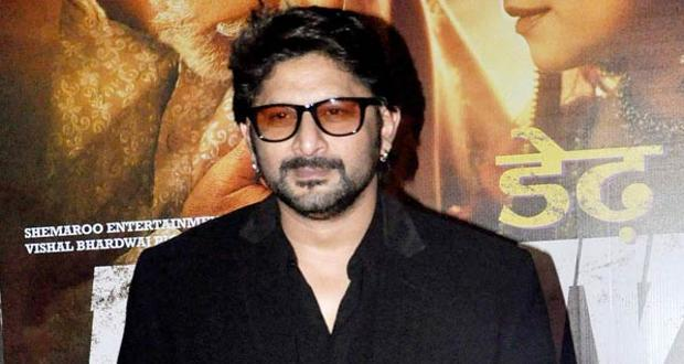 How did Arshad Warsi get injured?