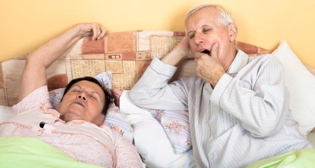 Sleep in elderly