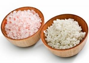 Unrefined salt