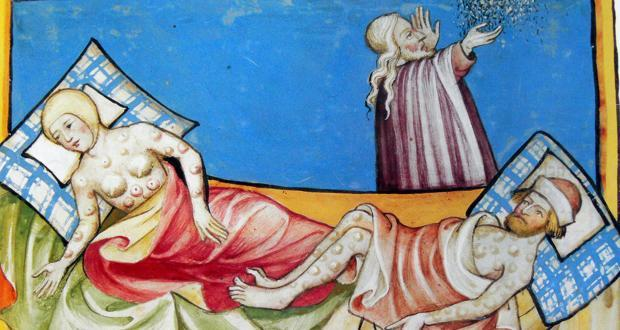 Deadly bubonic plague decoded