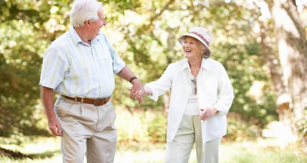 Walking can benefit COPD patients