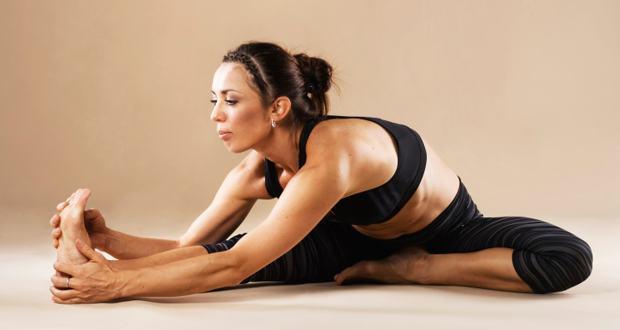Janusirsasana -- an effective way to beat stress and back pain