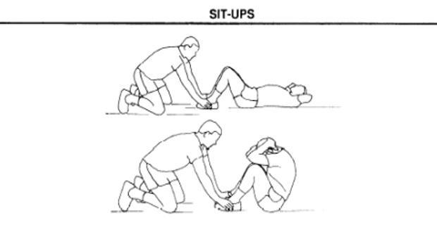 sit-ups