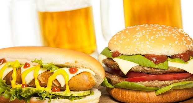 Binge drinking will lead to binge eating