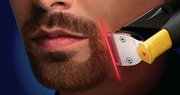 Product launch: Philips laser-guided beard trimmer
