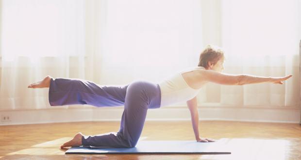 Vyagrasana or the static tiger pose -- an effective asana to beat back pain