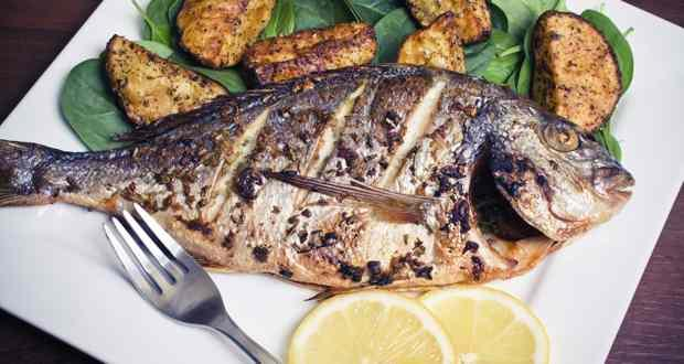 Fish diet may lower gut bacteria diversity