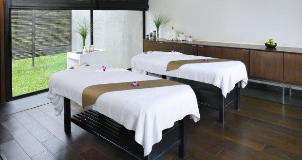 Hilton spa Treatment Room