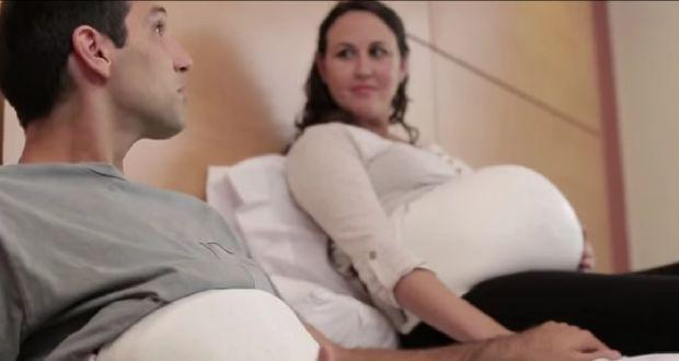 What men would do if they were pregnant? (Video)