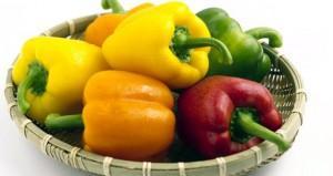 Health benefits of capsicum
