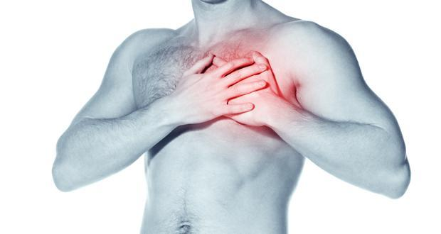 Reasons for chest pain