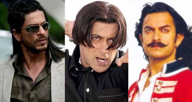 Salman Aamir Or Shah Rukh Khan Which Bollywood Actor