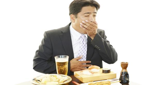Foods causing acidity and heart burn