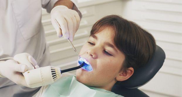 Kids dental check up